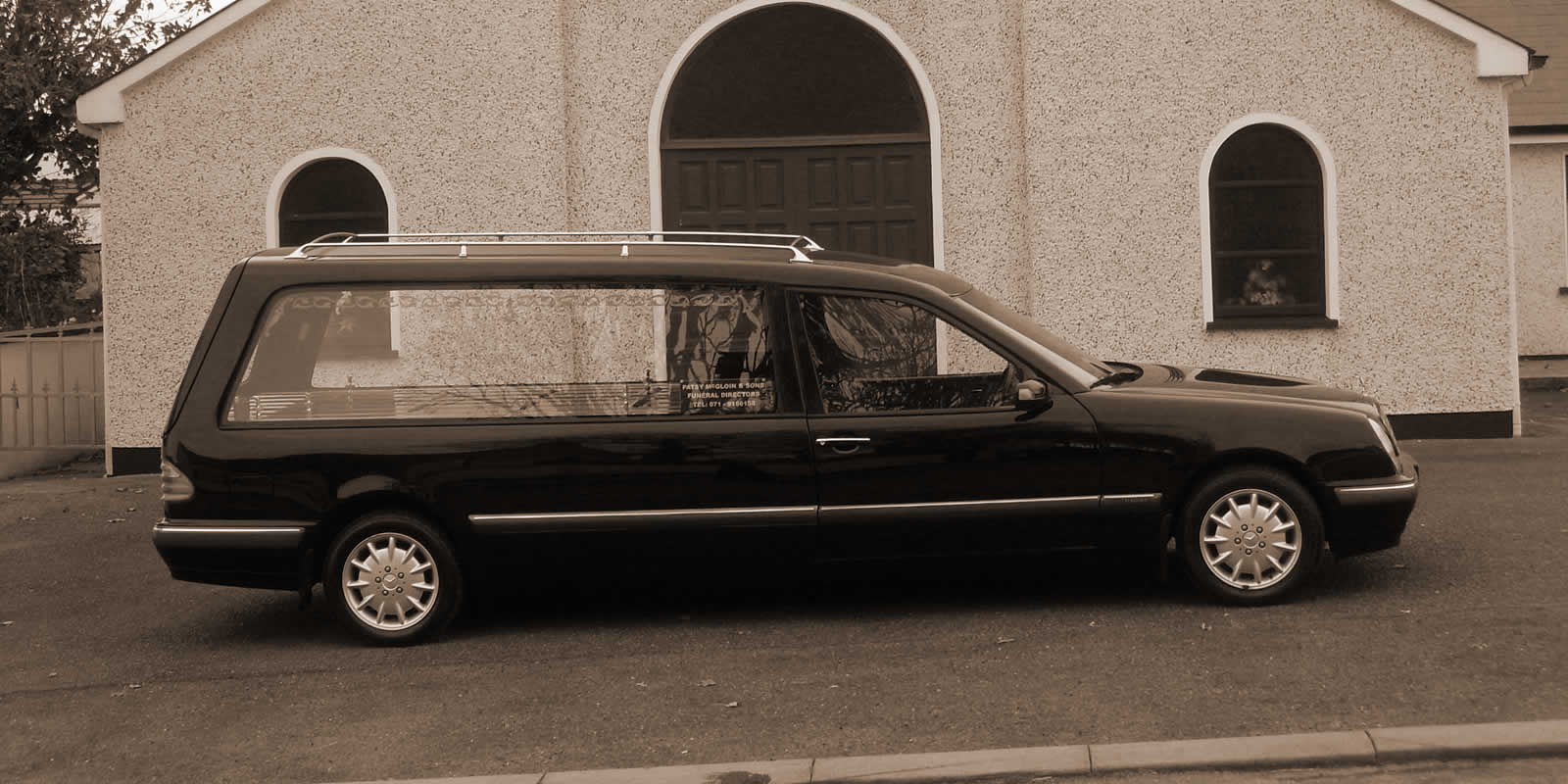 Funeral Cars – Limousines & Hearses - Available for all Kerry funerals