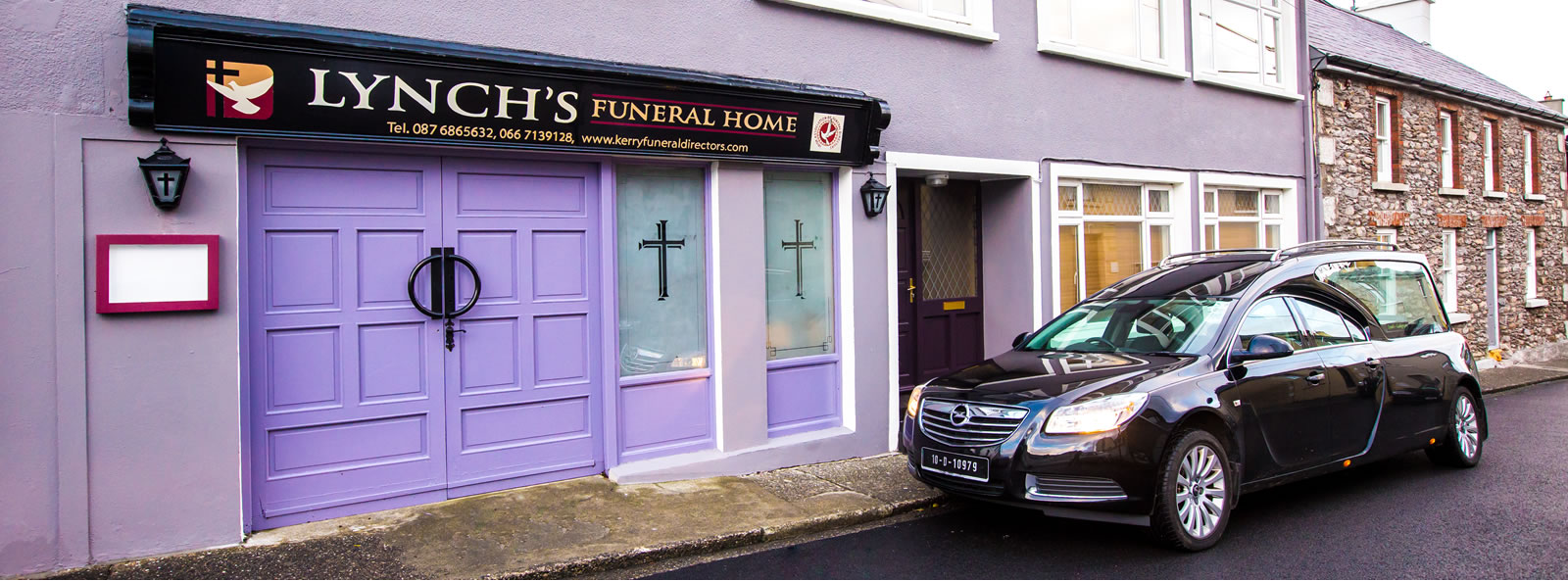 Lynch's Funeral Home Castlegregory